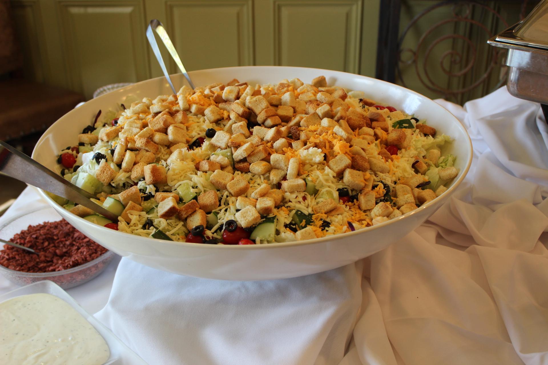 Full Garden Salad