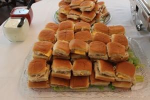Turkey and Cheese Sliders