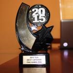 2015 Tuscaloosa Urban Award Winner for Best Caterer
