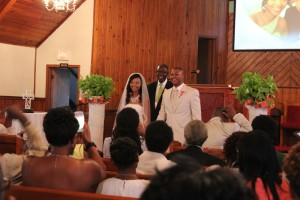 Mr. and Mrs. Tim Stepter