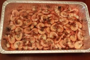 Boiled Cajun Shrimp