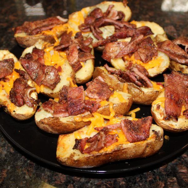 Steak Potato Skins